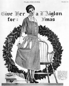 Xmas Ladies Home Journal, December 1922