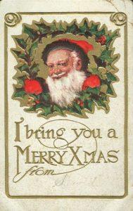 I Bring You a Merry Xmas 1910