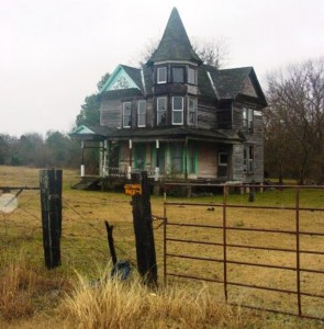 Hearn-Gidden House, Highway 7, Kosse, Texas