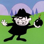 Boris Badenov from The Rocky and Bullwinkle Show