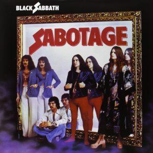Black Sabbath's Sabotage (1975)