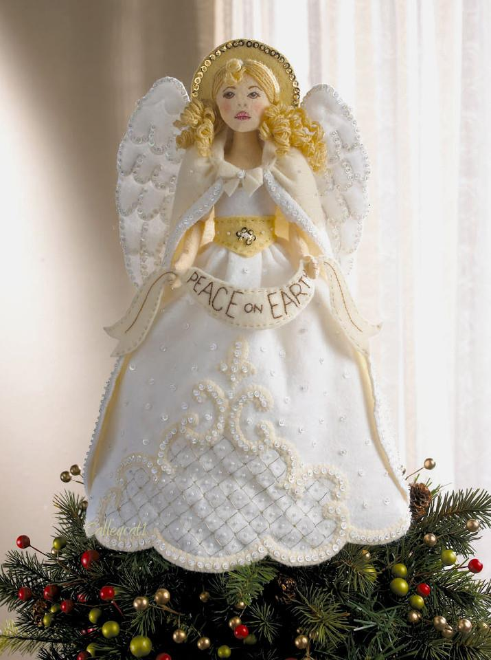 Christmas Tree Angel